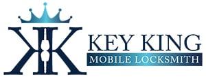 Key King Mobile Locksmith logo