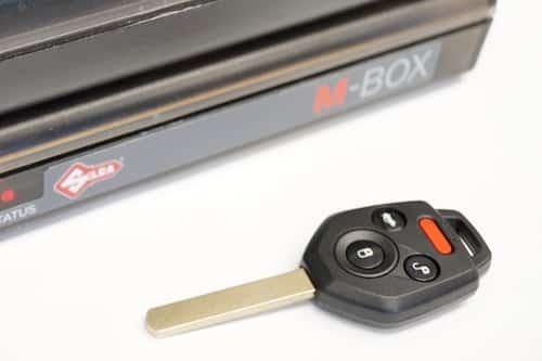 remote head car key